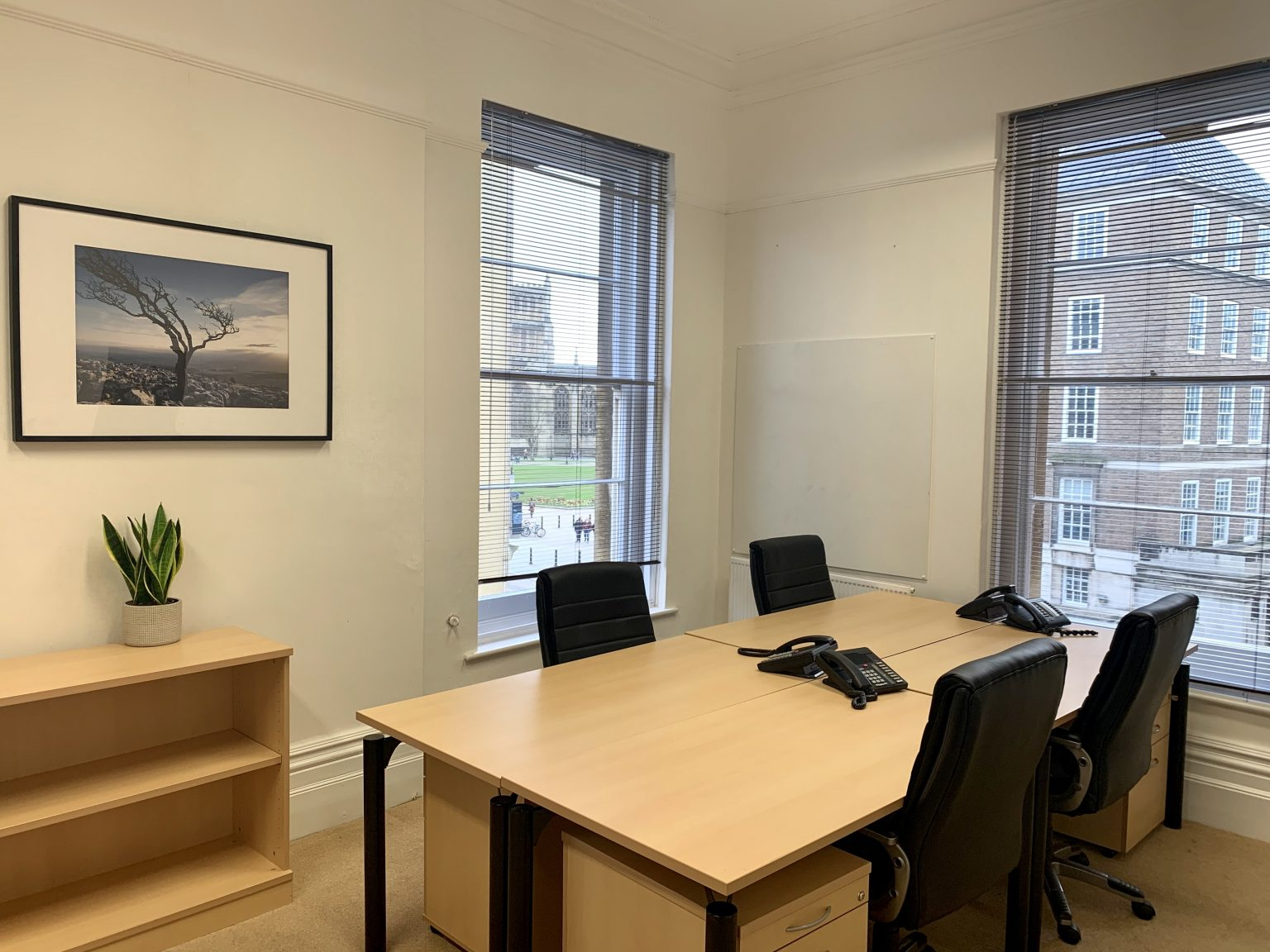 Serviced Office with excellent views, Park House Bristol