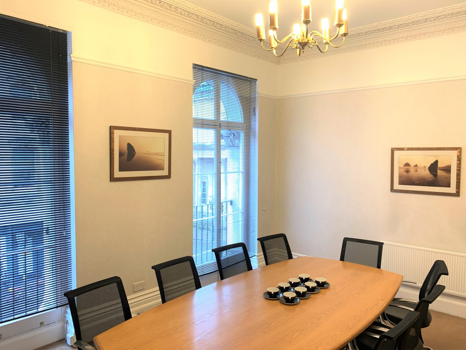 Meeting Room, Serviced Offices at Park House